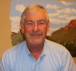 Meet Herb, the proud owner of Ajo-Kinney Super Storage