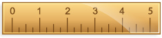 Unit Size Ruler